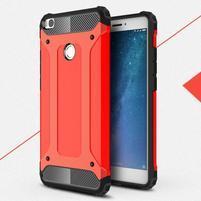 Armory odolý obal na Xiaomi Mi Max 2 - červený