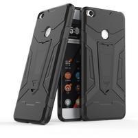 Kick hybridní odolný obal na Xiaomi Mi Max 2 - černý