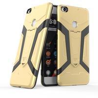 Kick hybridní odolný obal na Xiaomi Mi Max 2 - zlatý