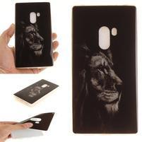 Emotive gelový obal na mobil Xiaomi Mi Mix - lví král