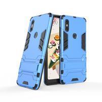 Guard odolný hybridní obal pro mobil Xiaomi Mi Mix 2s - modrý