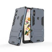 Guard odolný hybridní obal pro mobil Xiaomi Mi Mix 2s - tmavěmodrý
