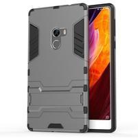 Defender odolný obal na mobil Xiaomi Mi Mix - šedý