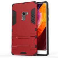Defender odolný obal na mobil Xiaomi Mi Mix - červený