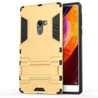 Defender odolný obal na mobil Xiaomi Mi Mix - zlatý