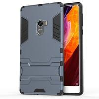 Defender odolný obal na mobil Xiaomi Mi Mix - šedomodrý