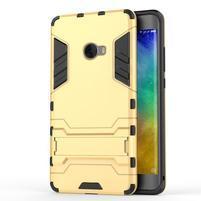 Defender odolný obal na Xiaomi Mi Note 2 - zlatý