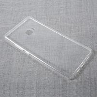 Ultratenký gelový obal na Xiaomi Redmi Note 2 - transparentní