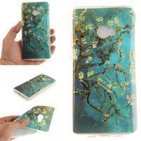 Emotive gelový obal na mobil Xiaomi Mi Note 2 - kvetoucí strom