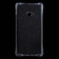 Transparentní gelový obal s vystuženými rohy na Xiaomi Mi Note 2