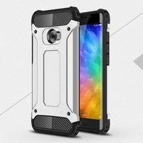 Guard odolný obal na mobil Xiaomi Mi Note 2 - stříbrný