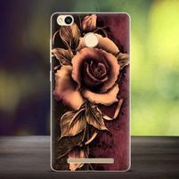 Lifty gelový obal na mobil Xiaomi Redmi 3S - růžička