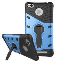 Armory odolný obal na mobil Xiaomi Redmi 3S - modrý