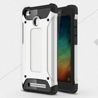 Guard odolný obal 2v1 na mobil Xiaomi Redmi 3S - bílý