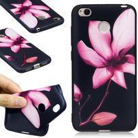 Motive gelový obal na Xiaomi Redmi 4X - květina