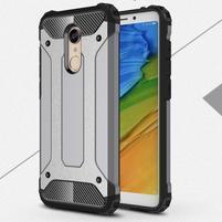 Armory hybridní odolný obal na Xiaomi Redmi 5 - šedý
