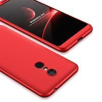 Geko odolný plastový obal na Xiaomi Redmi 5 Plus - červený