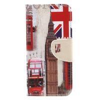 Emotive peněženkové zapínací pouzdro na Xiaomi Redmi Note 4X - London