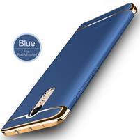 Hybridní 3v1 odolný obal na Xiaomi Redmi Note 4X - modrý