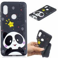Patt gelový obal na mobil Xiaomi Redmi Note 6 Pro - panda