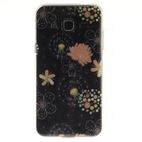 Janes gelový obal na mobil Samsung Galaxy J3 (2016) - pampelišky