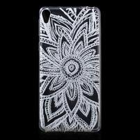 Ultratenký gelový obal na Sony Xperia E5 - henna