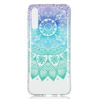 Patty gelový obal na Samsung Galaxy A70 - mandala