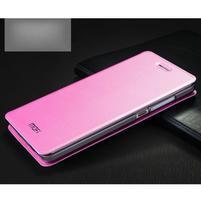 Vintage stylové pouzdro na mobil Honor 4C - růžové