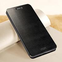 Vintage pouzdro na mobil Honor 5X - černé