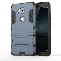 Outdoor odolný kryt na mobil Honor 5X - tmavěmodrý