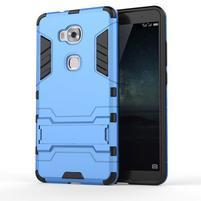 Outdoor odolný kryt na mobil Honor 5X - světlemodrý