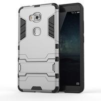 Outdoor odolný kryt na mobil Honor 5X - šedý