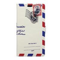 Style peněženkové pouzdro na LG K4 - air mail