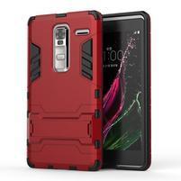 Outdoor odolný kryt na mobil LG Zero - červený