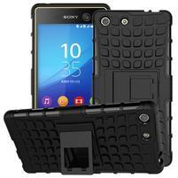 Outdoor odolný kryt na mobil Sony Xperia M5 - černý