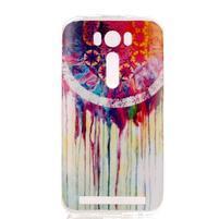 Softy gelový obal na mobil Asus Zenfone 2 Laser - lapač snů