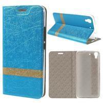 Lines pouzdro na mobil Huawei Y6 - modré