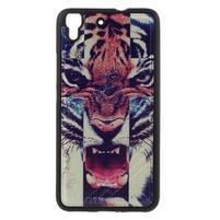 Sally gelový obal na mobil Huawei Y6 - tygr