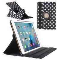 Cyrc otočné pouzdro na iPad mini 4 - černé
