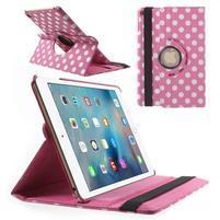Cyrc otočné pouzdro na iPad mini 4 - rose