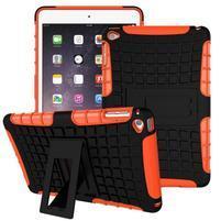 Outdoor odolný obal na tablet iPad mini 4 - oranžový