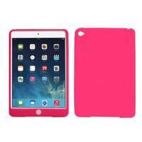 Silikonové pouzdro na tablet iPad mini 4 - rose