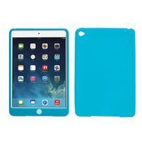 Silikonové pouzdro na tablet iPad mini 4 - modré