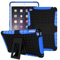 Outdoor odolný obal na tablet iPad mini 4 - modrý