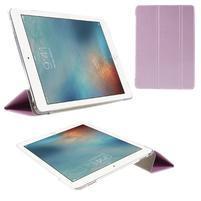 Trifold polohovatelné pouzdro na tablet iPad Pro 9.7 - růžové