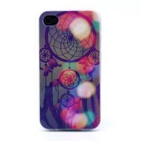 Emotive gelový obal na mobil iPhone 4 - dream