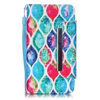 Royal pouzdro na mobil s magnetickou sponou na LG Leon - colorid