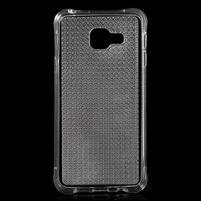Diamonds gelový obal na Samsung Galaxy A3 (2016) - transparentní