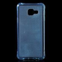 Diamonds gelový obal na Samsung Galaxy A3 (2016) - modrý