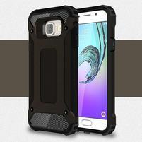 Extreme outdoor kryt 2v1 na mobil Samsung Galaxy A3 (2016) - černý
